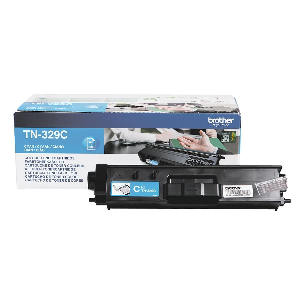 Brother Toner »TN-329C«